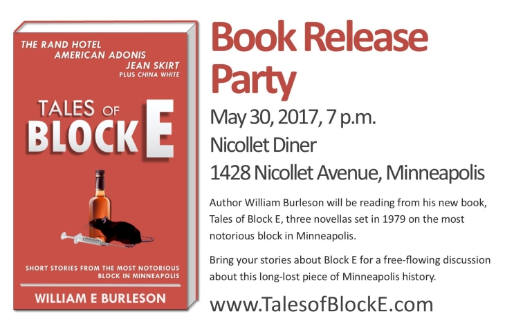 book release party